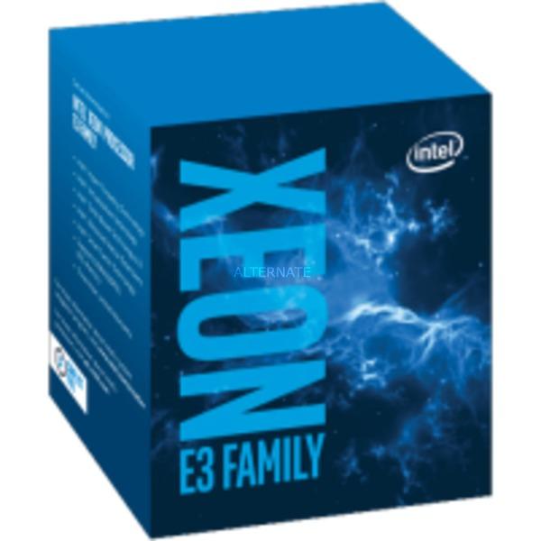 Xeon Processor E3-1230 v6 (8M Cache, 3.50 GHz) 3.5GHz 8MB Smart Cache Caja procesador