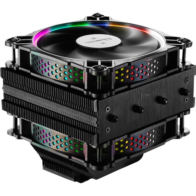 CR-301 Black RGB Procesador Enfriador, Disipador de CPU