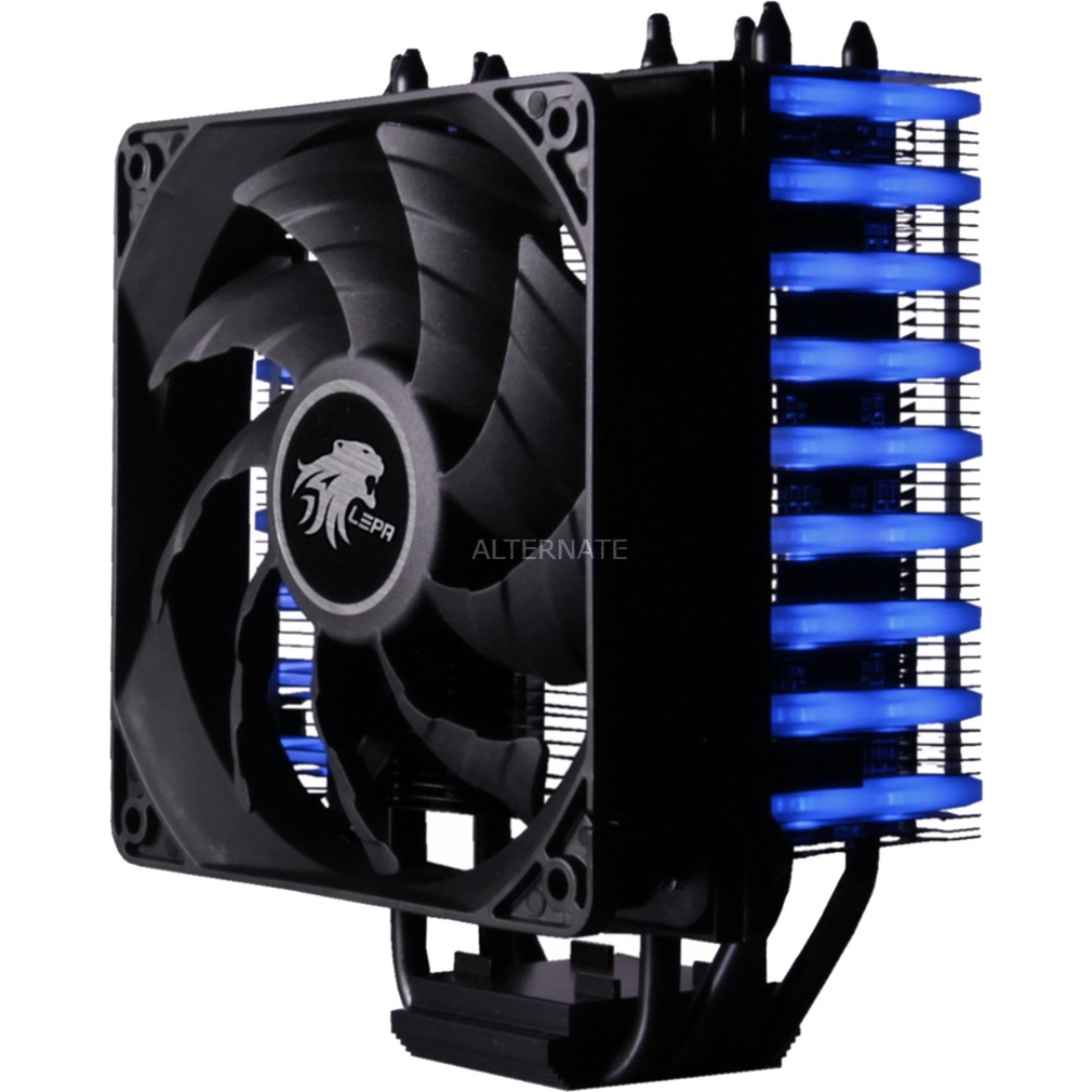 LPANL12 Procesador Enfriador ventilador de PC, Disipador de CPU