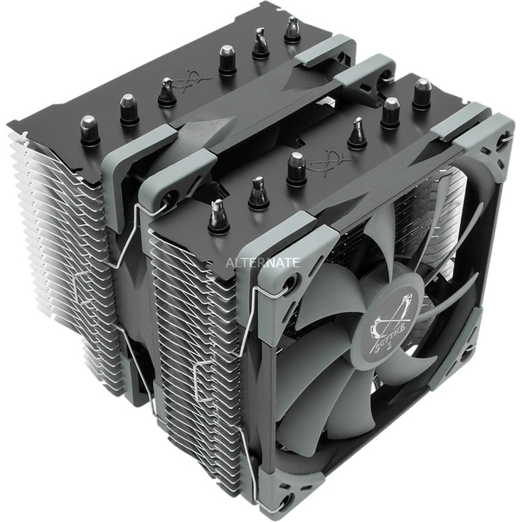 FUMA 2 Procesador Enfriador, Disipador de CPU