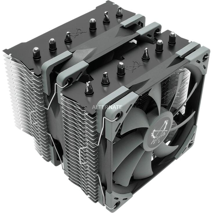 Fuma 2 SCFM-2000, Disipador de CPU