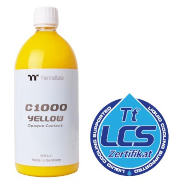 C1000 Amarillo, Refrigerante