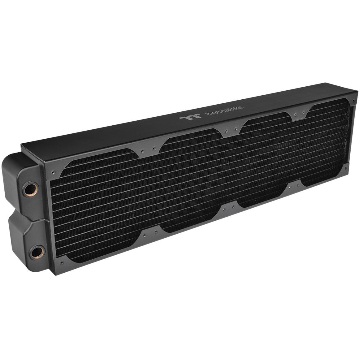 CL480 Negro, Radiador