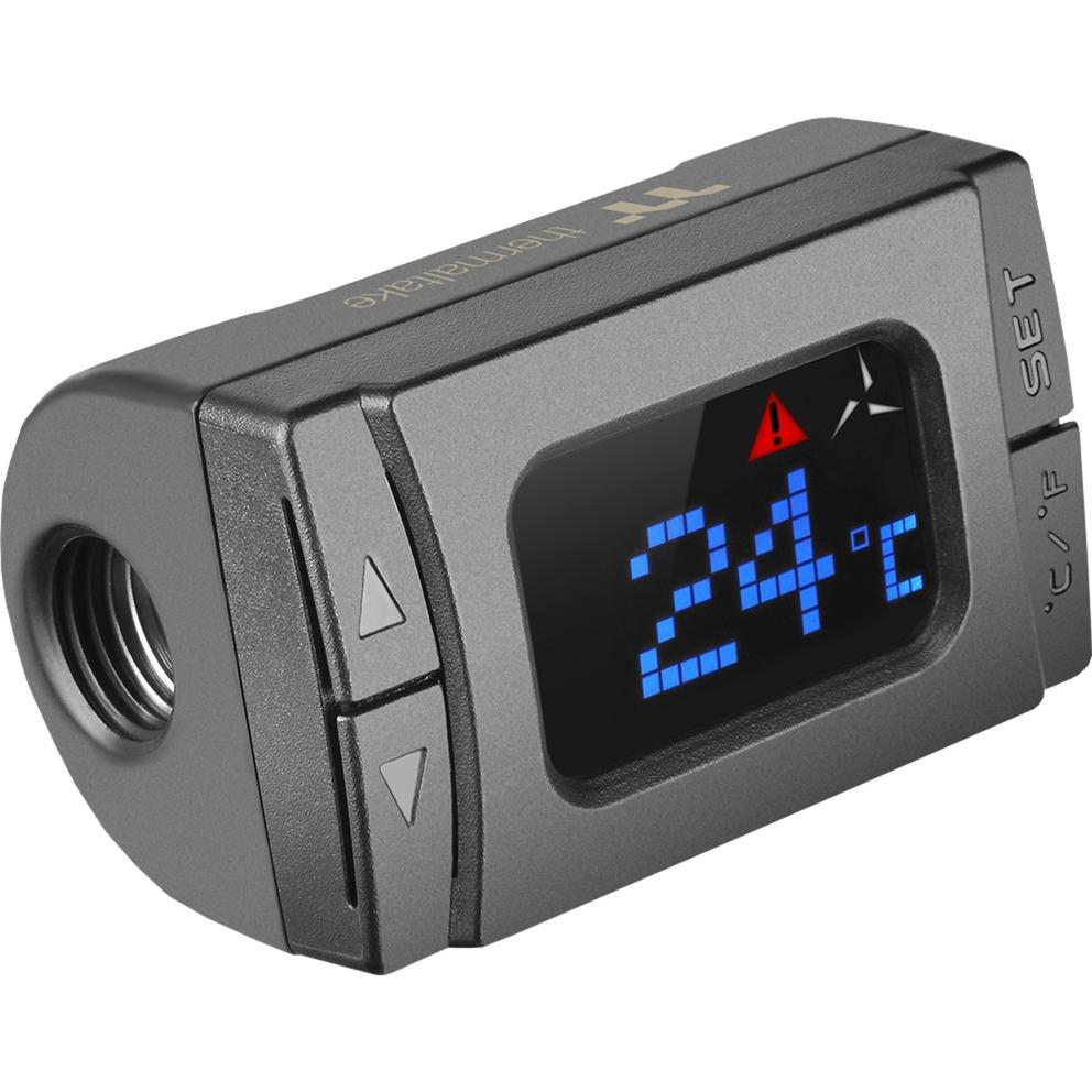 CL-W151-CU00BL-A sensor de temperatura y humedad Interior Independiente Alámbrico
