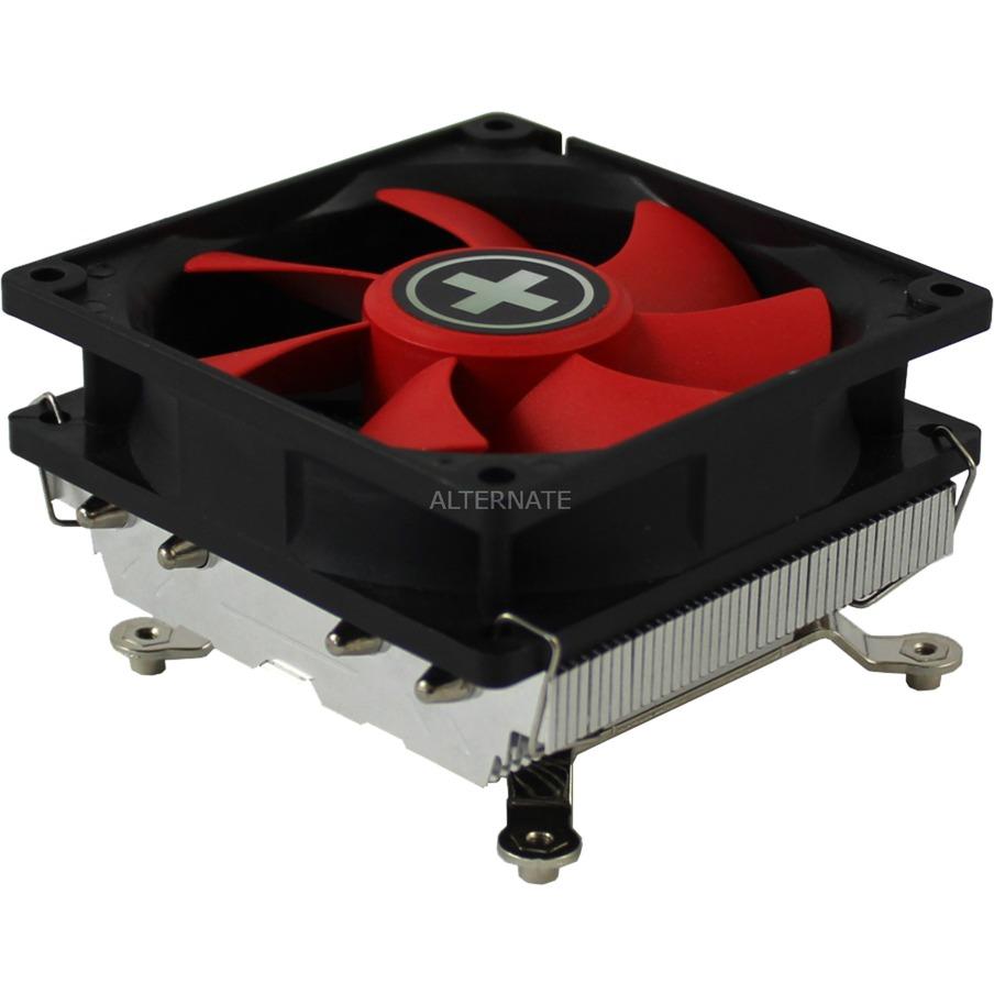 XC041 Procesador Enfriador ventilador de PC, Disipador de CPU