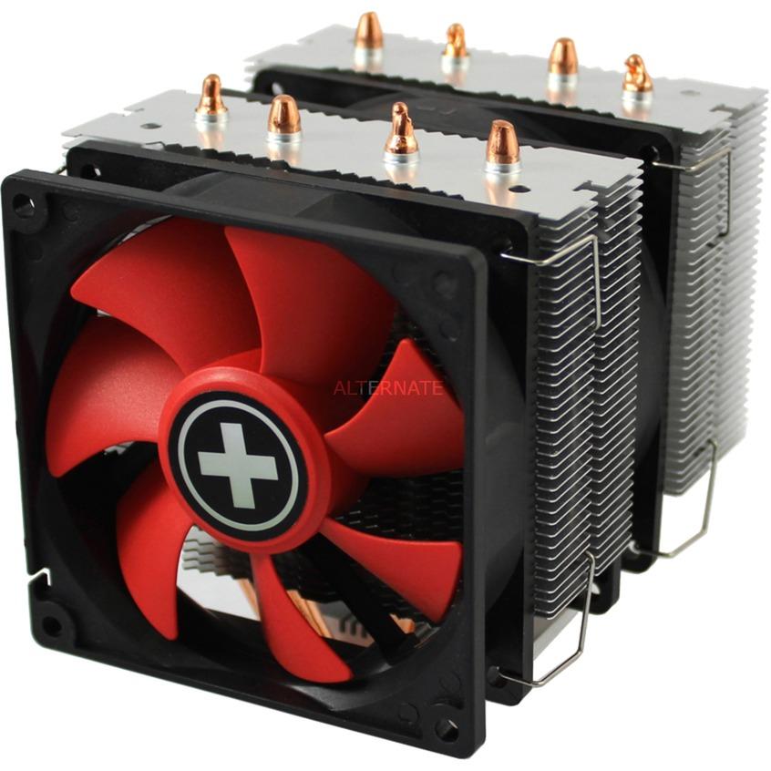 XC044 Procesador Enfriador ventilador de PC, Disipador de CPU
