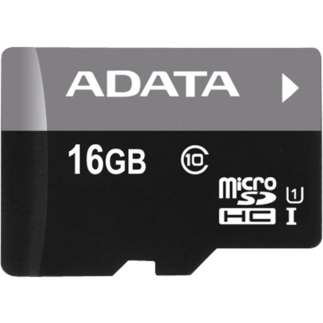 16GB microSDHC Class 10 UHS-I + microReader Ver.3 16GB MicroSDHC Clase 10 memoria flash, Tarjeta de memoria