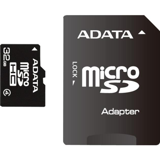 32GB MicroSDHC 32GB MicroSDHC memoria flash, Tarjeta de memoria