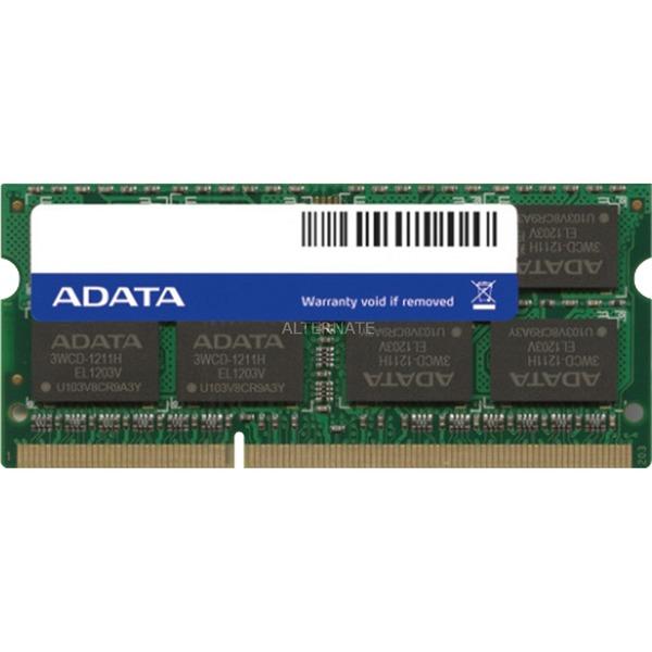 8GB DDR3 - 1600 MHz 8GB DDR3 1600MHz módulo de memoria, Memoria RAM