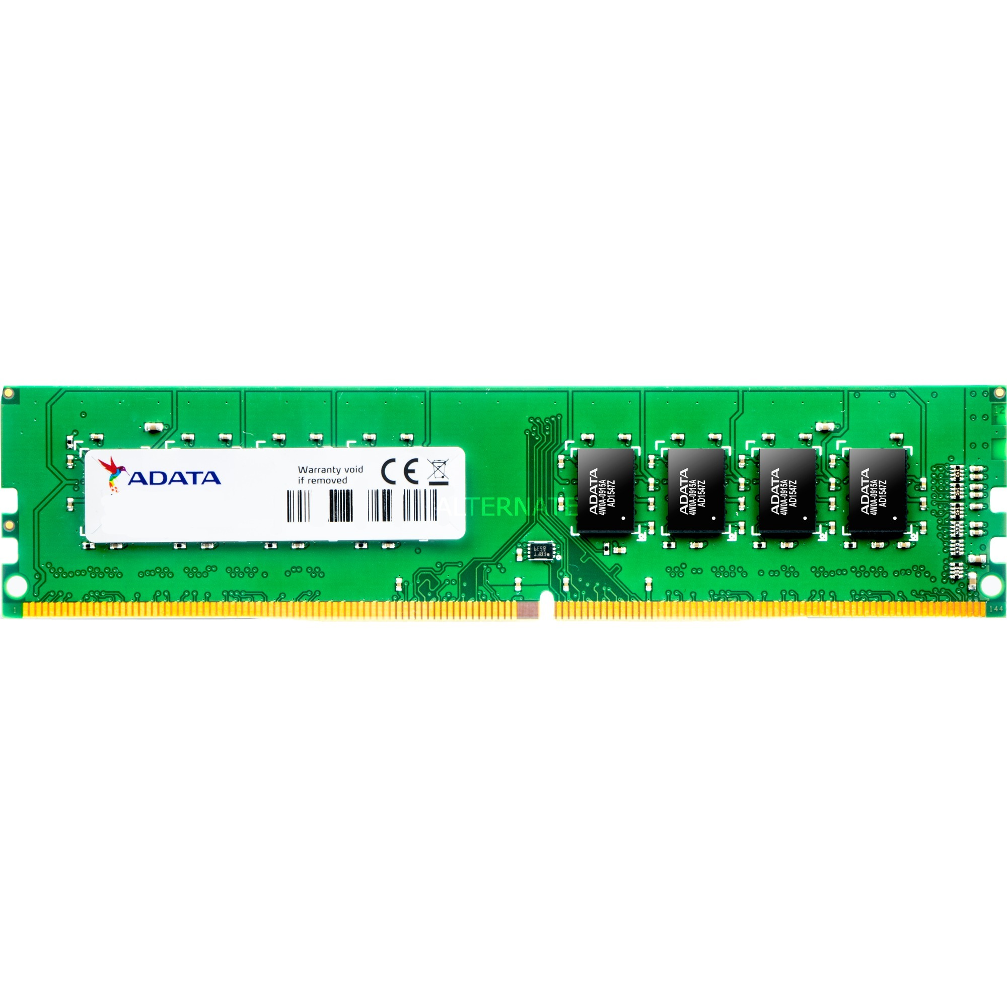 AD4U240038G17-R 8GB DDR4 2400MHz módulo de memoria, Memoria RAM