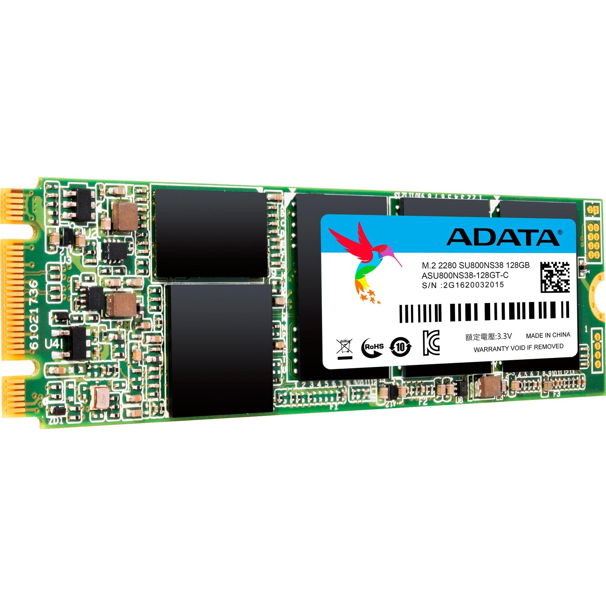 ASU800NS38-128GT-C unidad de estado sólido 128 GB Serial ATA III M.2