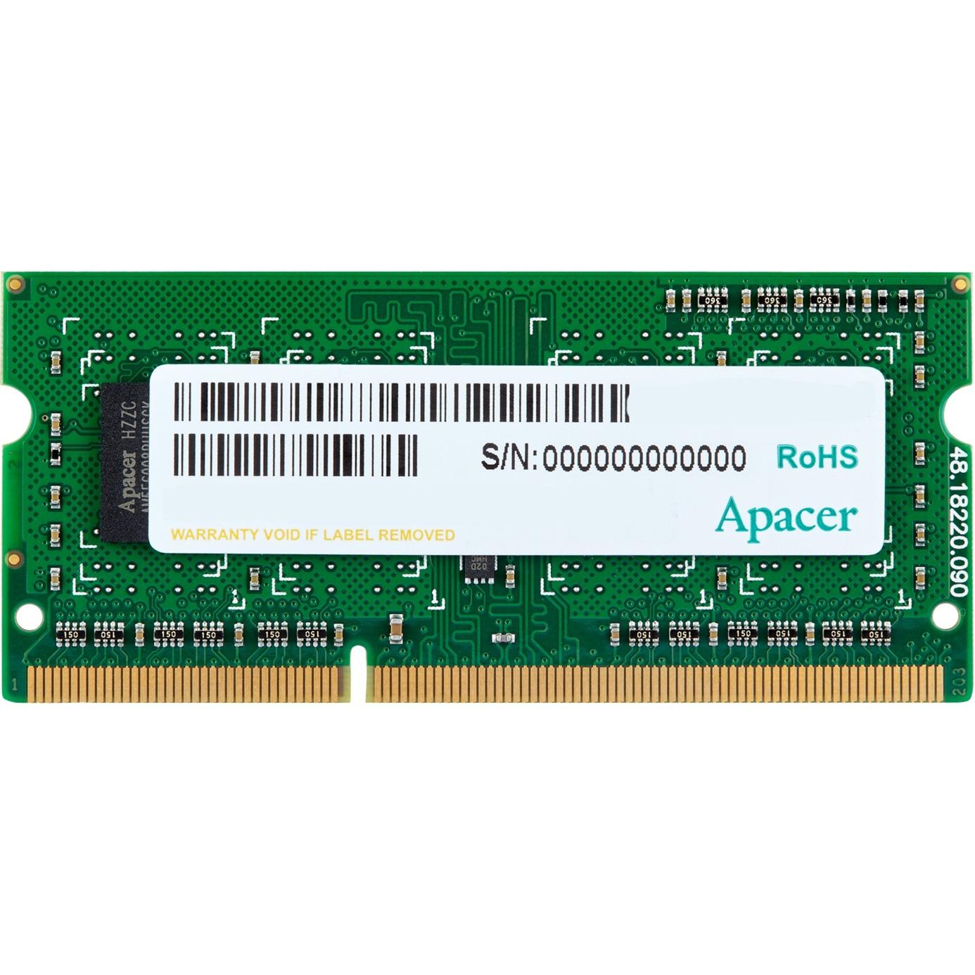 4GB DDR3 4GB DDR3 1333MHz módulo de memoria, Memoria RAM