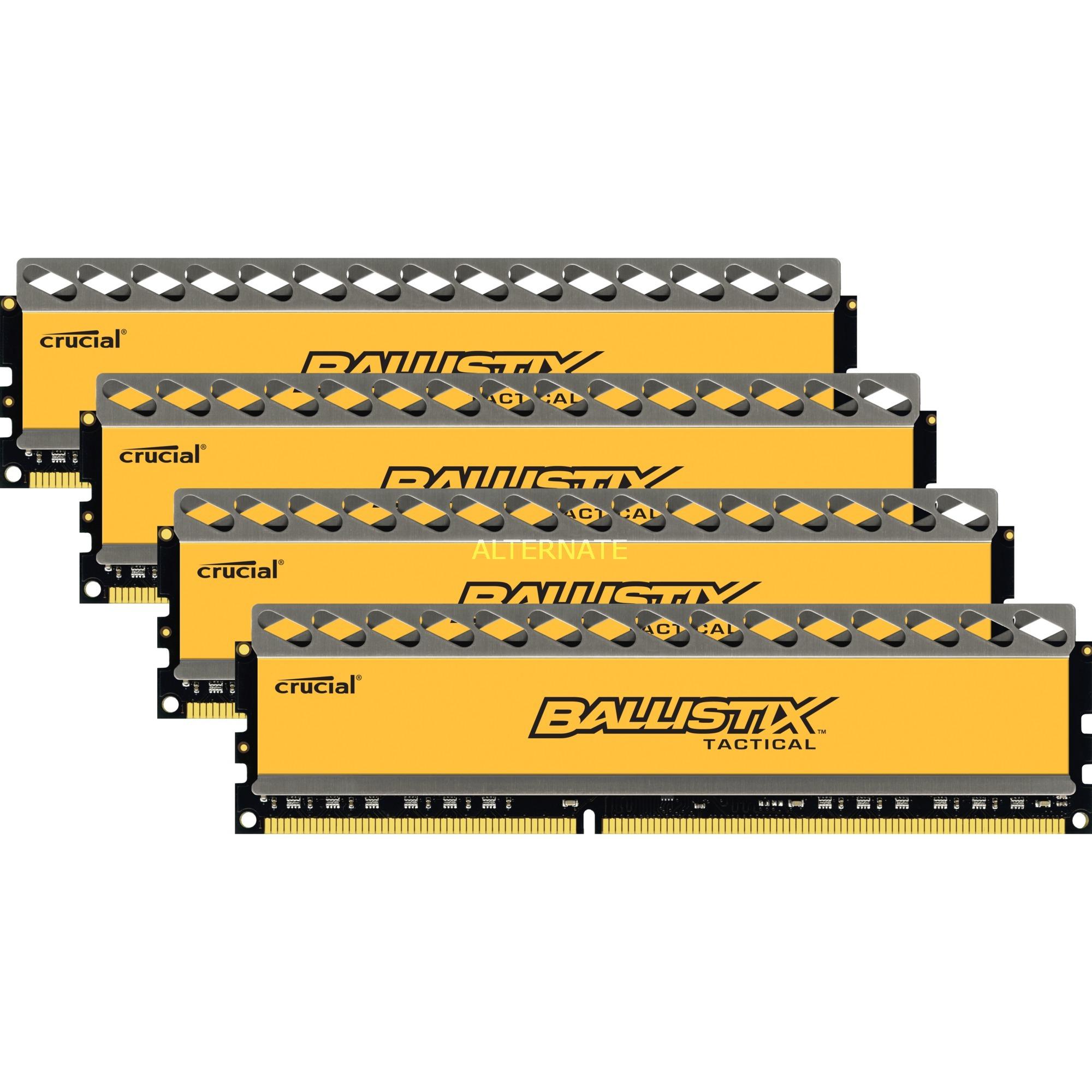 16GB PC3-12800 Kit módulo de memoria DDR3 1600 MHz, Memoria RAM