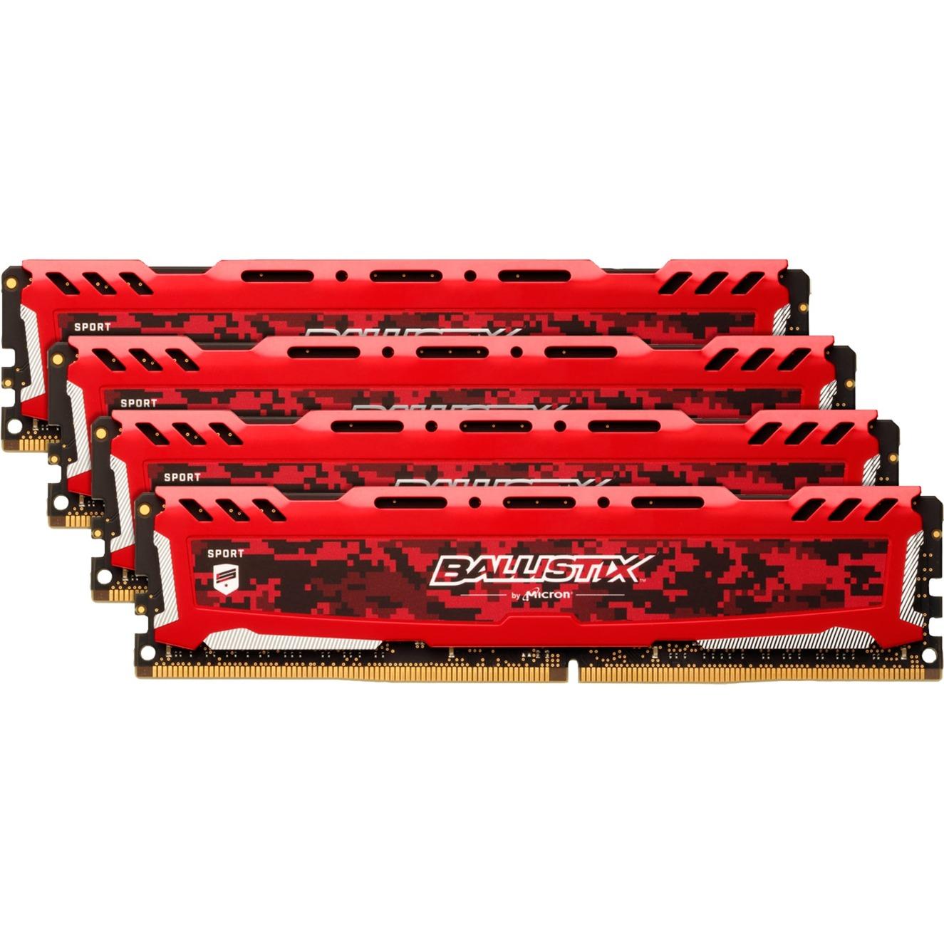 32GB DDR4-2400 32GB DDR4 2400MHz módulo de memoria, Memoria RAM