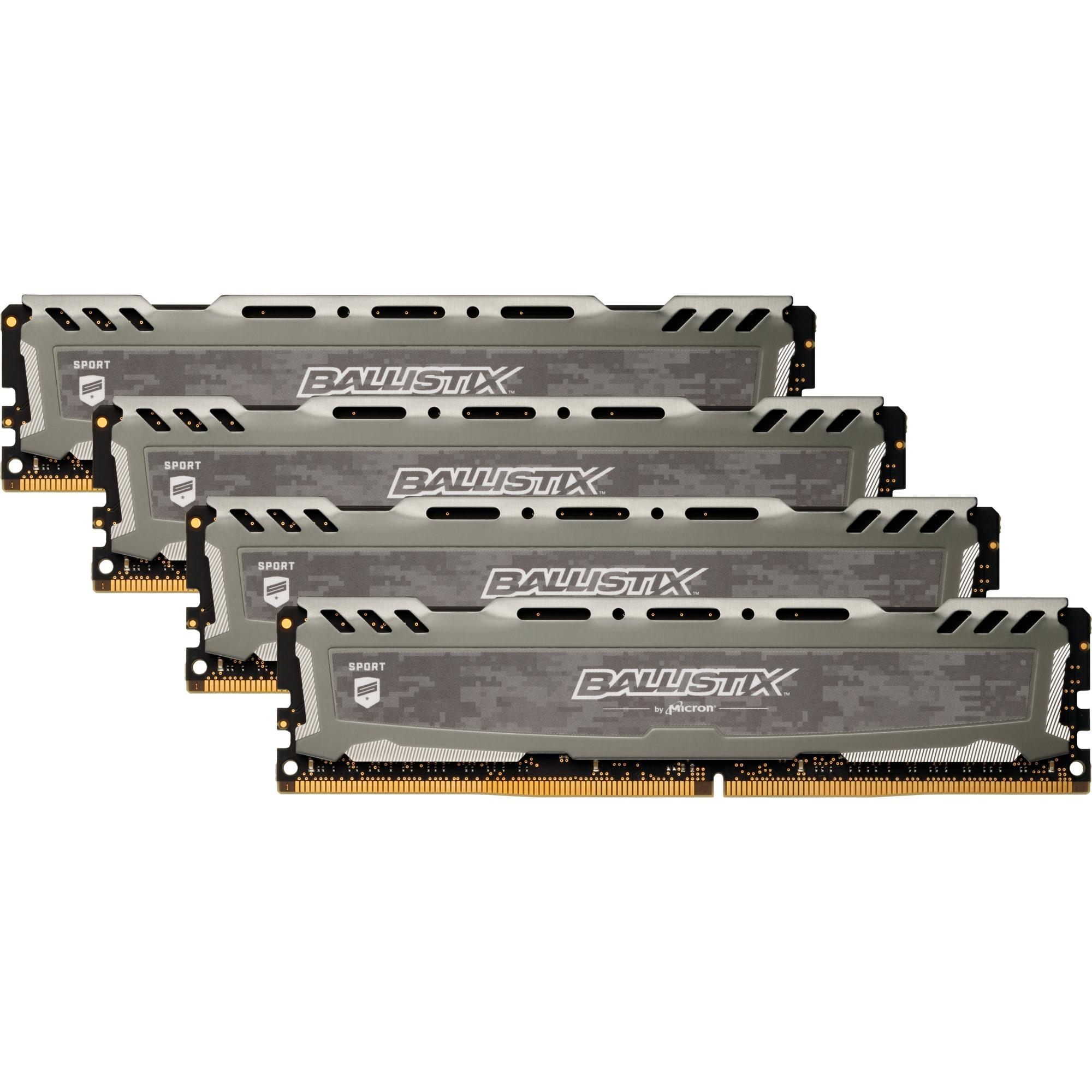 32GB DDR4 módulo de memoria 2400 MHz, Memoria RAM