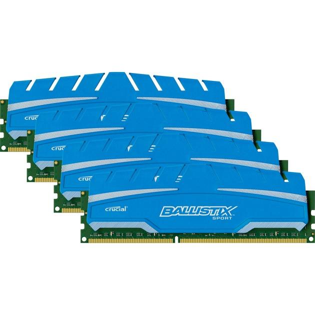 32GB (8x4) DDR3-1600 CL9 32GB DDR3 1600MHz módulo de memoria, Memoria RAM