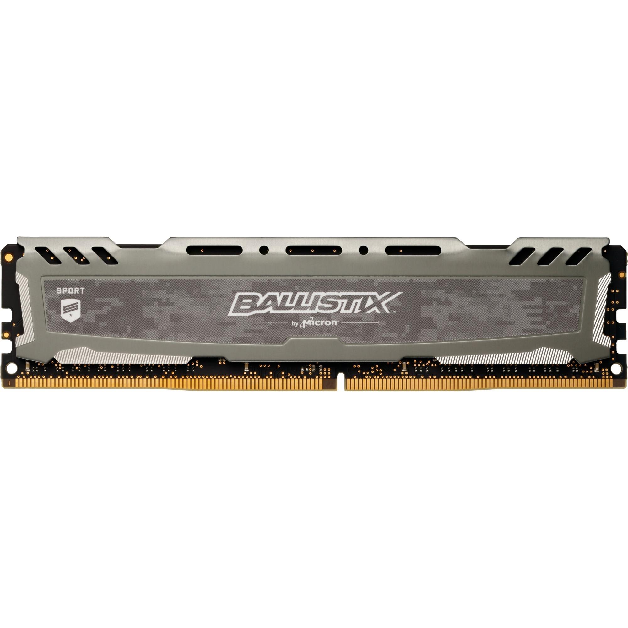 4GB DDR4-2400 4GB DDR4 2400MHz módulo de memoria, Memoria RAM
