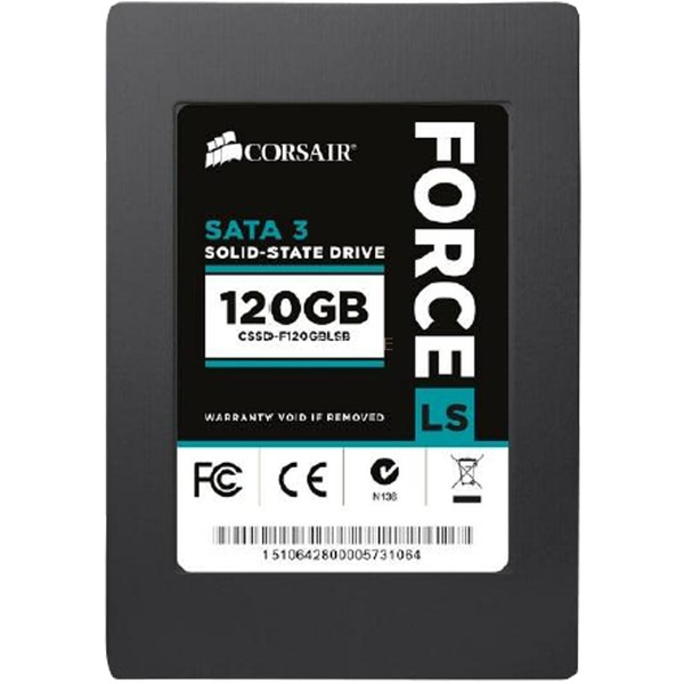 """120GB Force LS 120GB 2.5"""" Serial ATA III, Unidad de estado sólido"""