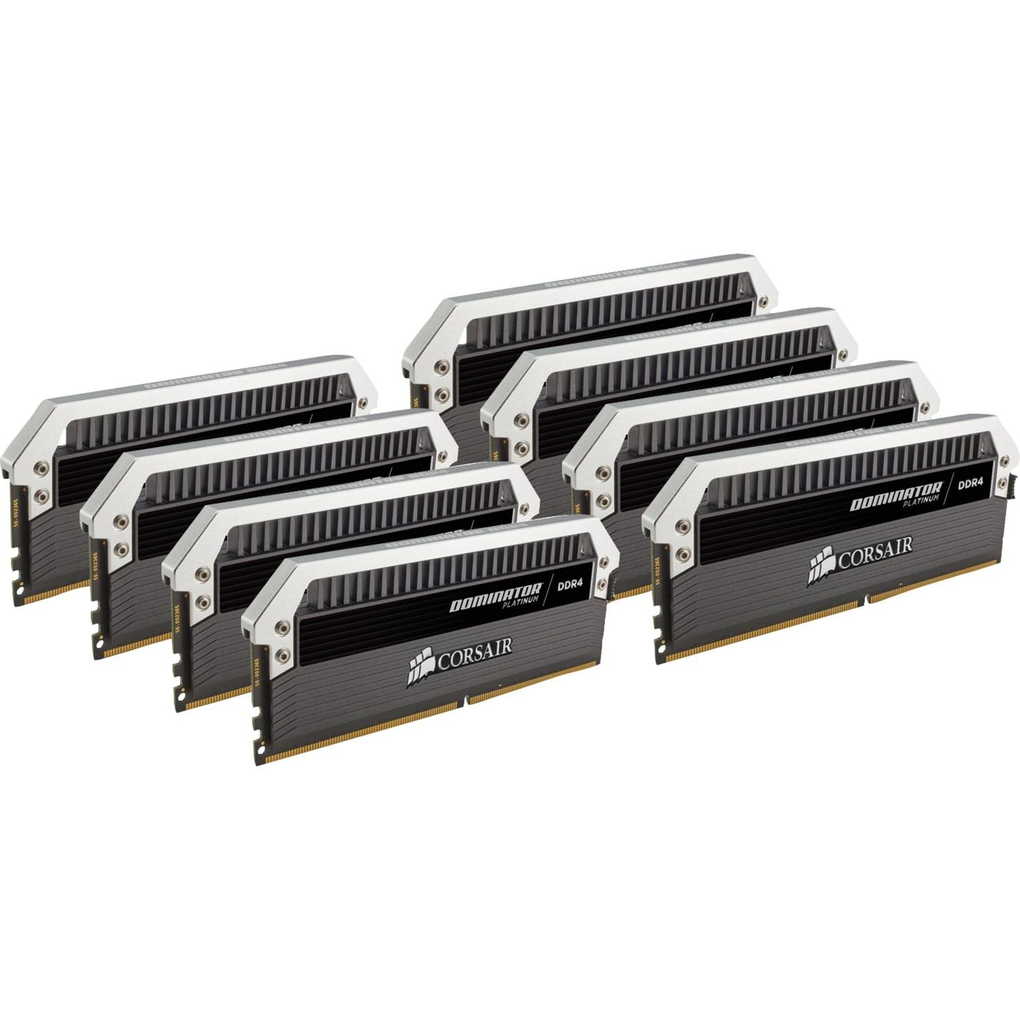 128 GB, 3000 MHz, DDR4 módulo de memoria, Memoria RAM
