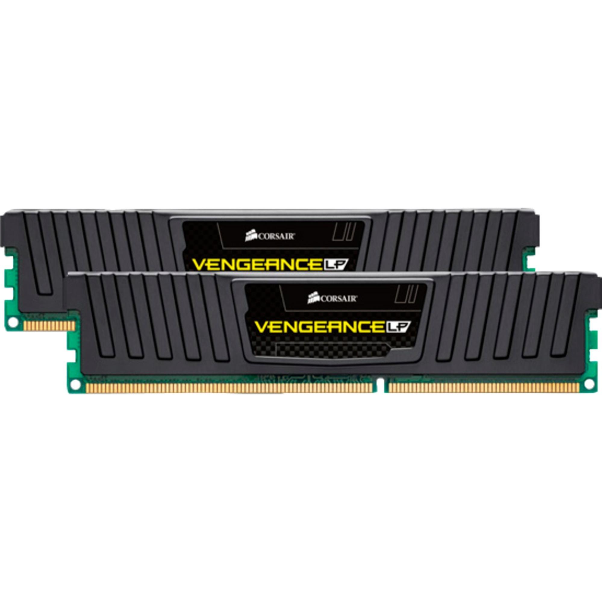 16GB 1600MHz CL10 DDR3 16GB DDR3 1600MHz módulo de memoria, Memoria RAM