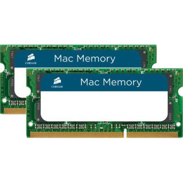 16GB (2x8GB) DDR3L 1600MHz SO-DIMM 16GB DDR3L 1600MHz módulo de memoria, Memoria RAM