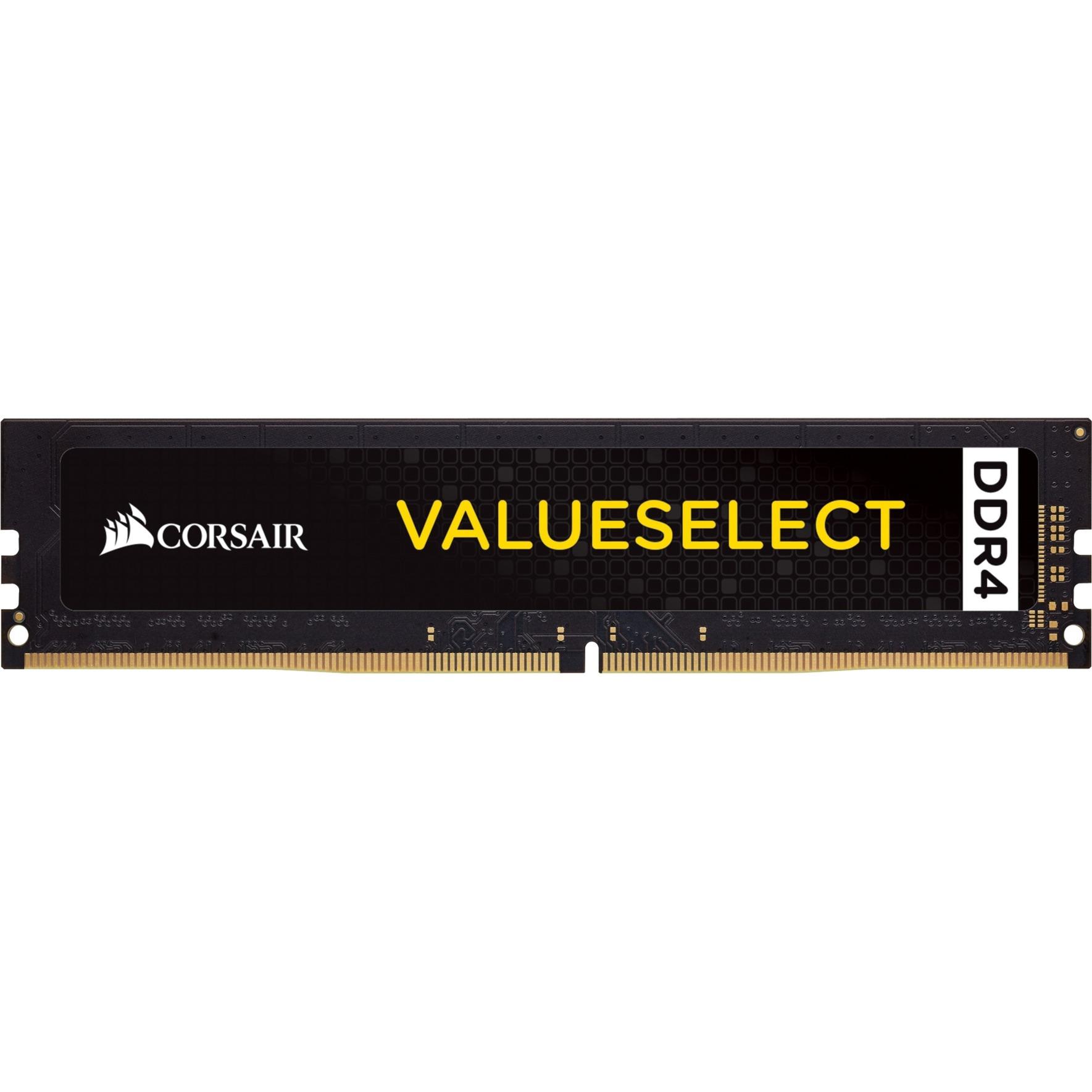 ValueSelect 16GB, DDR4, 2400MHz módulo de memoria, Memoria RAM