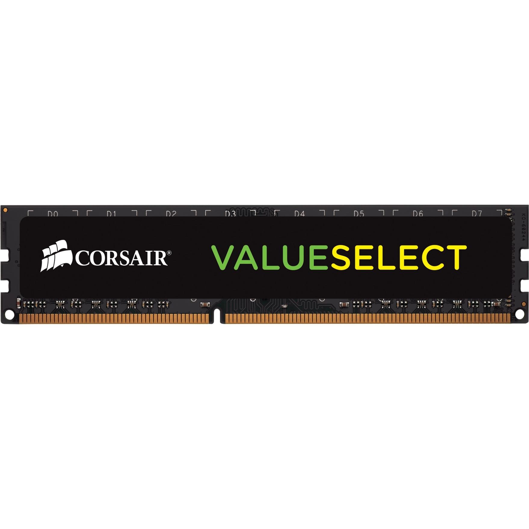 ValueSelect 16 GB, DDR4, 2666 MHz módulo de memoria, Memoria RAM