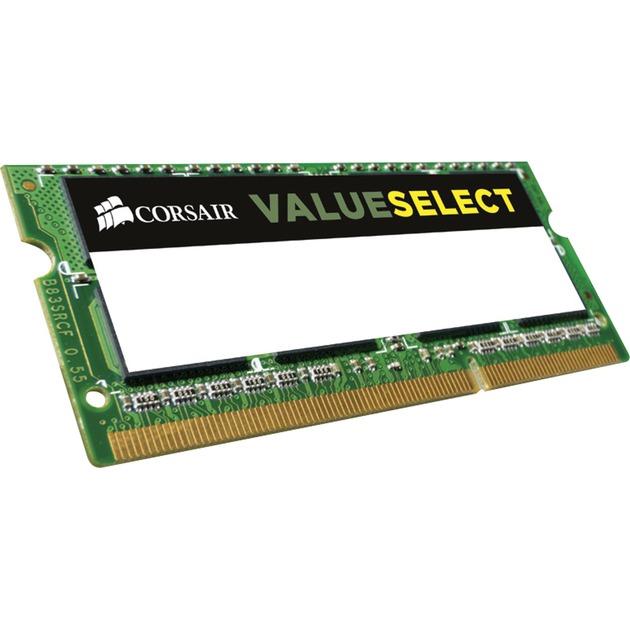 ValueSelect 2GB DDR3L-1600 módulo de memoria 1600 MHz, Memoria RAM