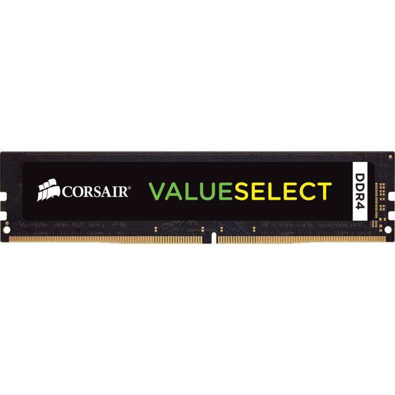 ValueSelect 8 GB, DDR4, 2666 MHz módulo de memoria, Memoria RAM