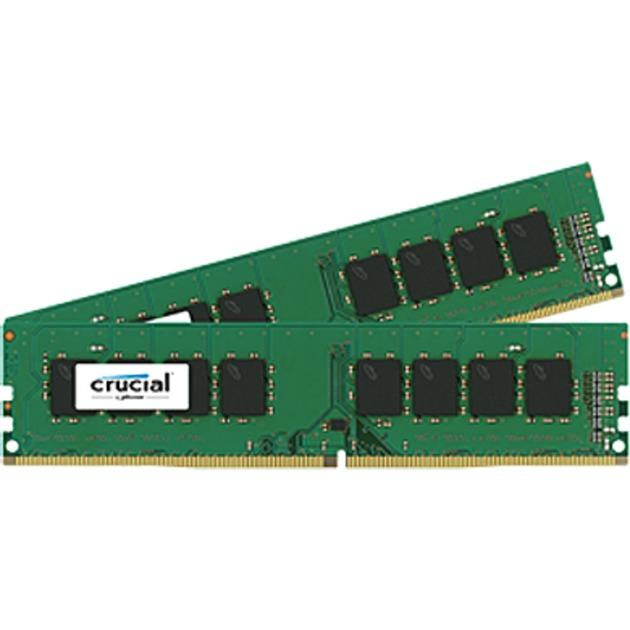 16GB Kit (8GBx2) DDR4 16GB DDR4 2400MHz módulo de memoria, Memoria RAM