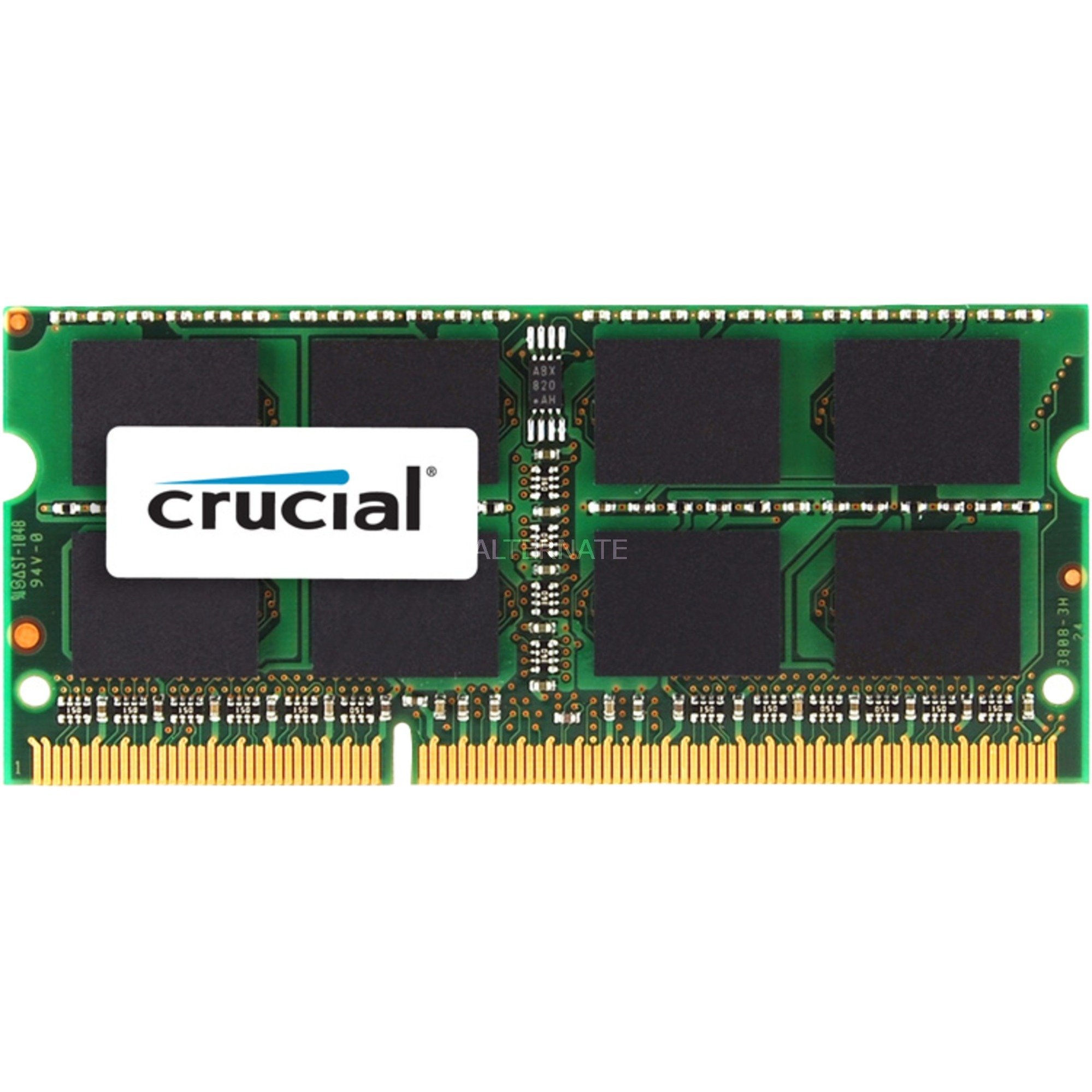 16GB (2x8GB) DDR3-1333 CL9 SO-DIMM 16GB DDR3 1333MHz módulo de memoria, Memoria RAM