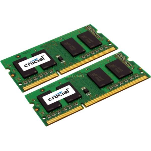 16GB kit (8GBx2) PC3-12800 16GB DDR3 1600MHz módulo de memoria, Memoria RAM