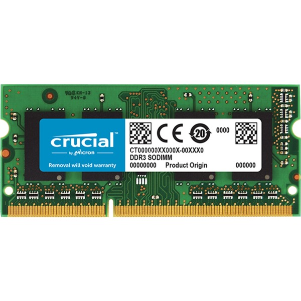 2GB DDR3-1333 módulo de memoria 1333 MHz, Memoria RAM