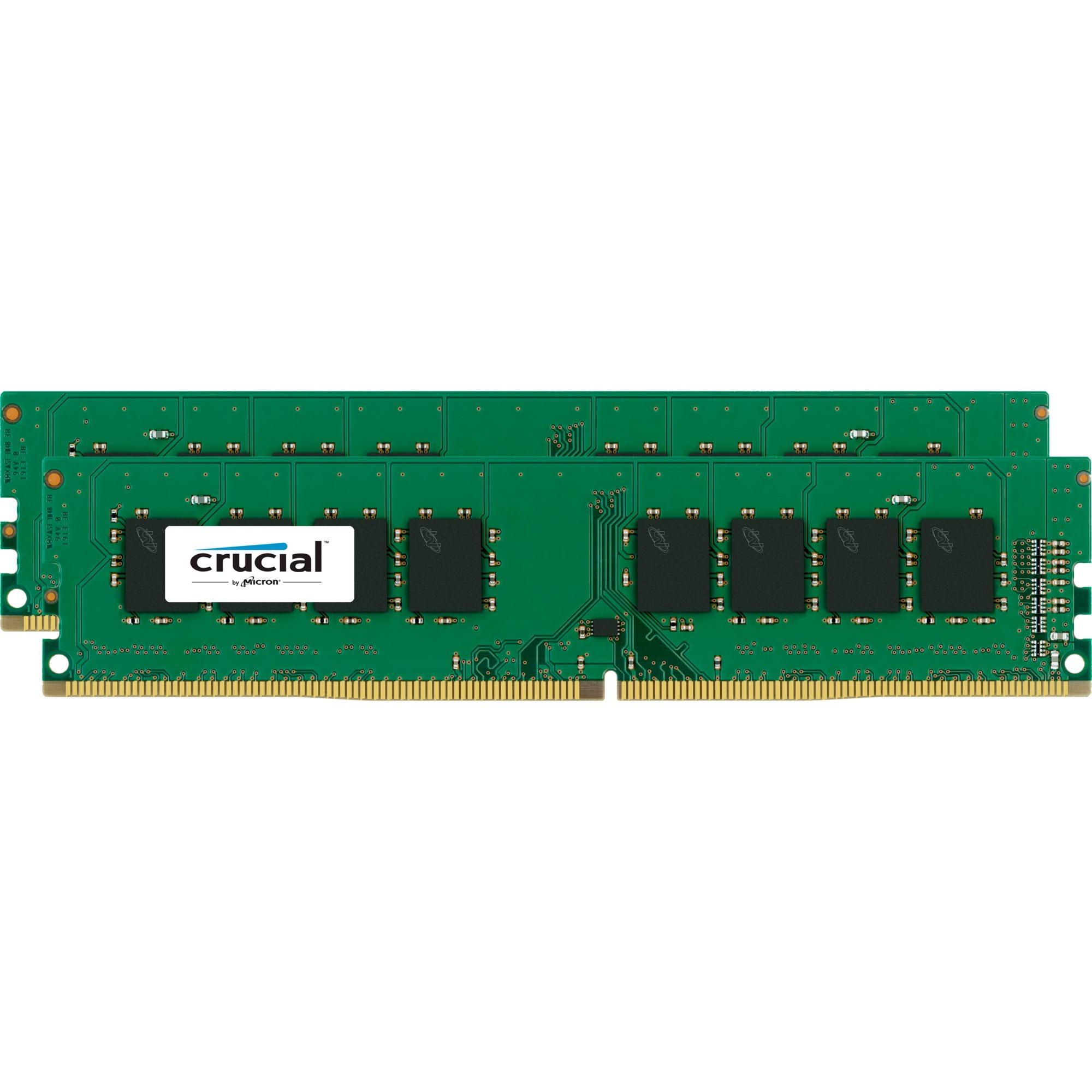 2x4GB DDR4 8GB DDR4 2400MHz módulo de memoria, Memoria RAM