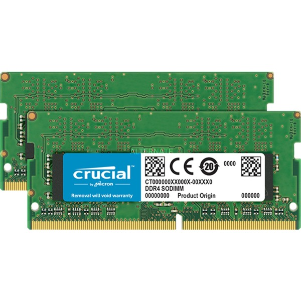 2x4GB DDR4 módulo de memoria 8 GB 2400 MHz, Memoria RAM