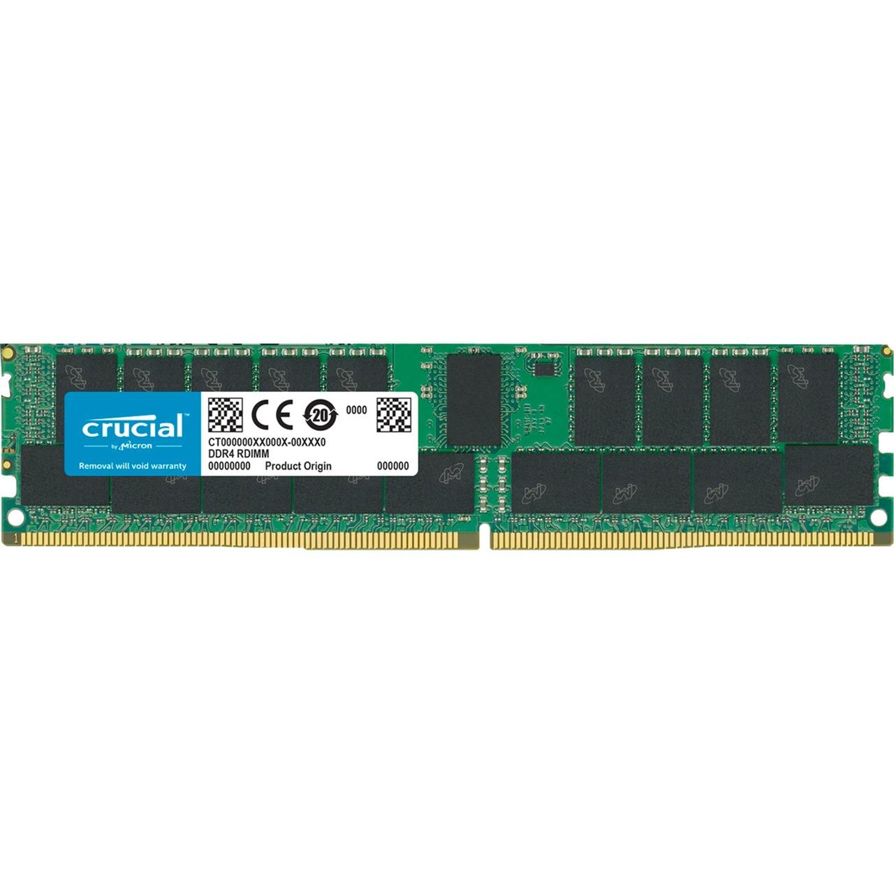 32GB DDR4-2666 RDIMM 32GB DDR4 2666MHz ECC módulo de memoria, Memoria RAM