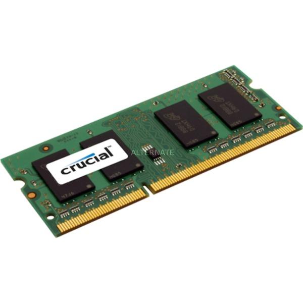 4GB 4GB DDR3 1600MHz módulo de memoria, Memoria RAM