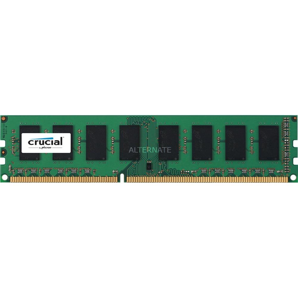 4GB DDR3 PC3-12800 módulo de memoria 1600 MHz, Memoria RAM