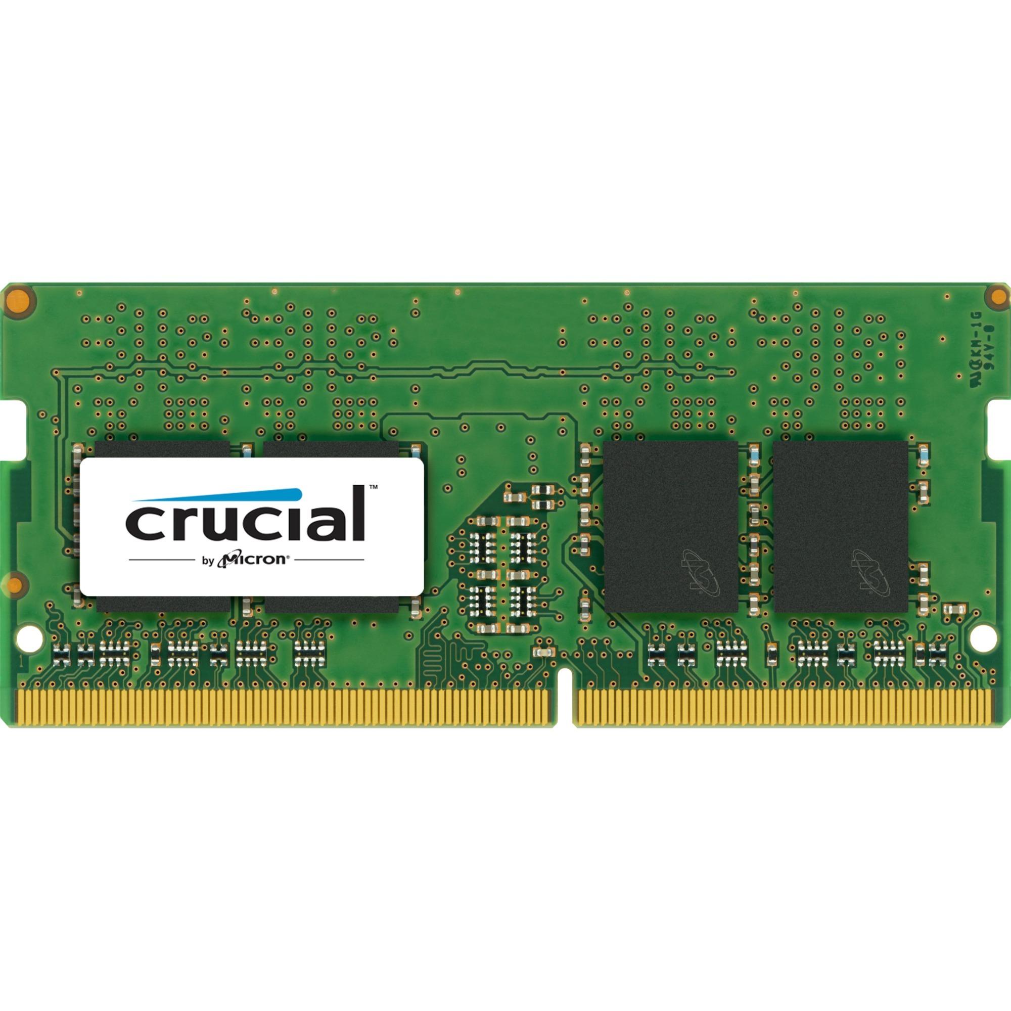 4GB DDR4 módulo de memoria 2400 MHz, Memoria RAM