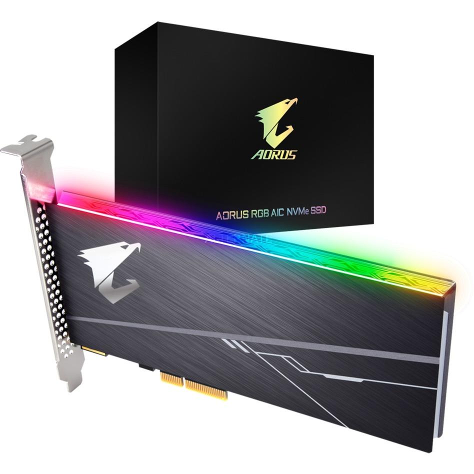 AORUS 1000 GB PCI Express 3.0 3D TLC NVMe, Unidad de estado sólido
