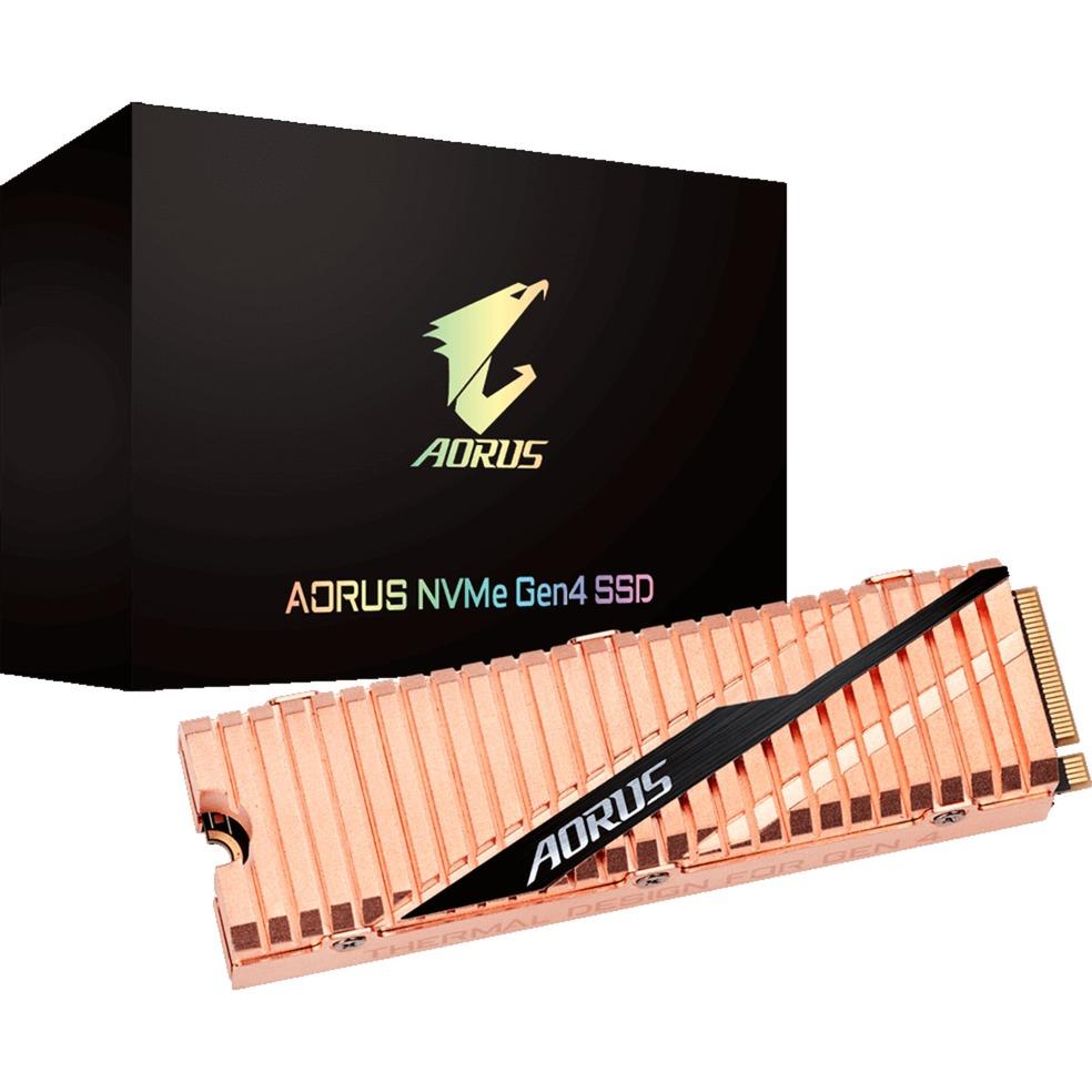 AORUS NVMe Gen4 M.2 1000 GB 3D TLC, Unidad de estado sólido