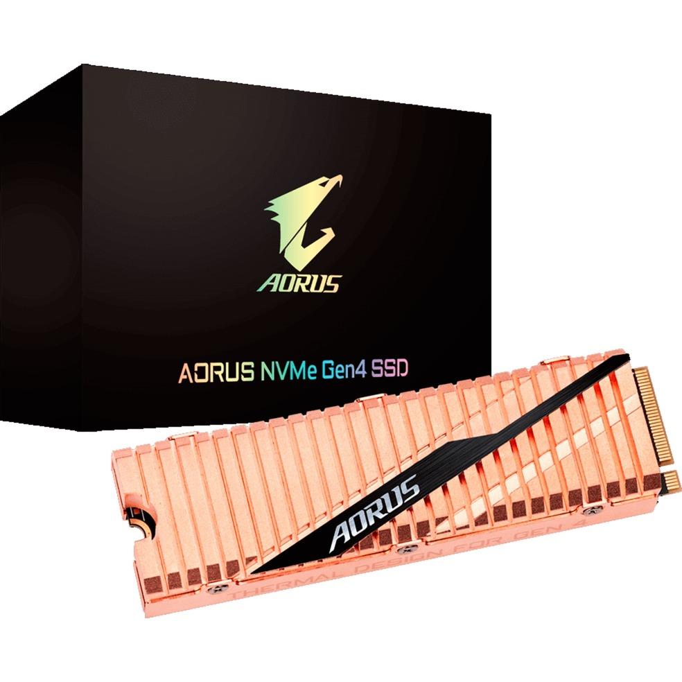 AORUS NVMe Gen4 unidad de estado sólido M.2 2000 GB 3D TLC