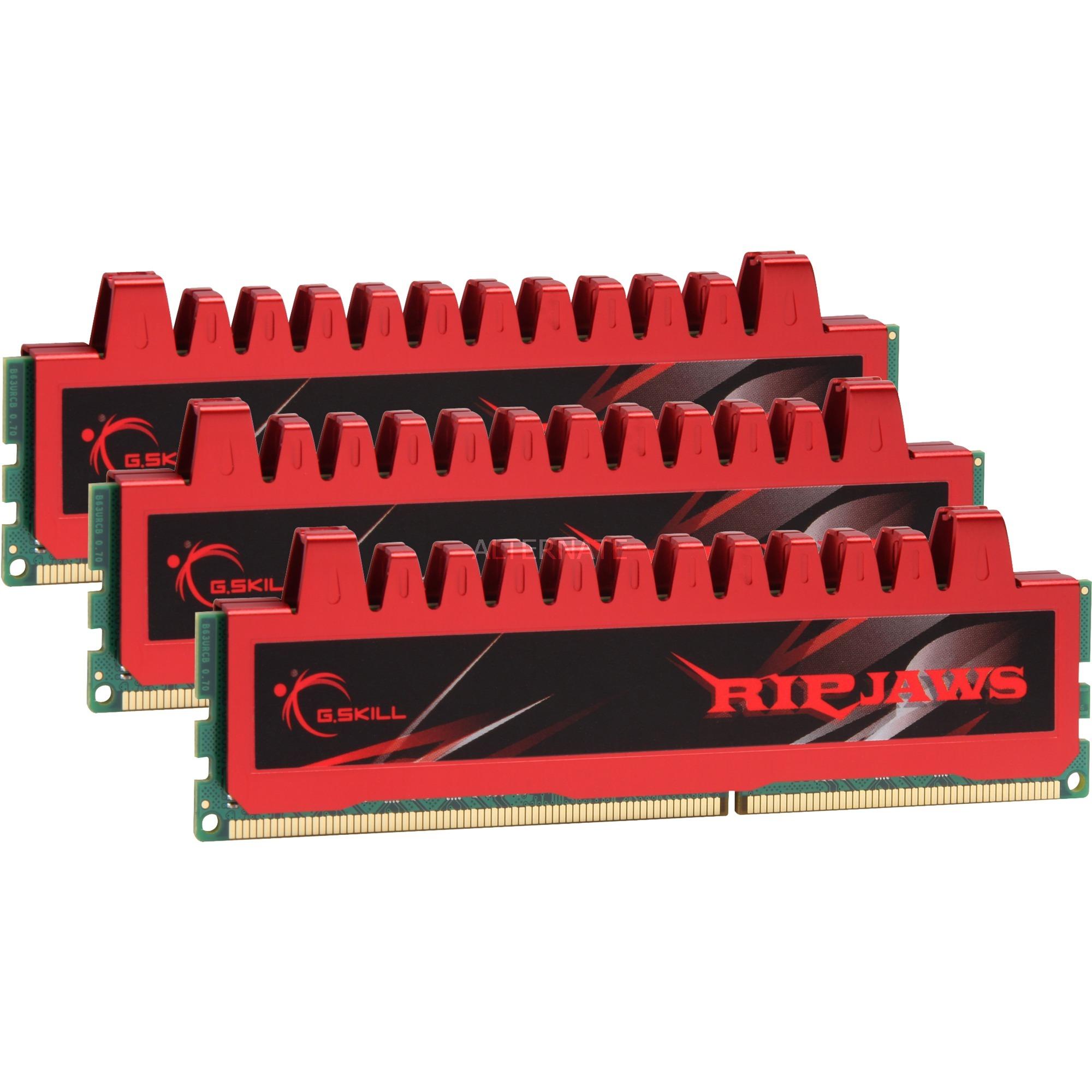 12GB DDR3-1600 módulo de memoria 1600 MHz, Memoria RAM