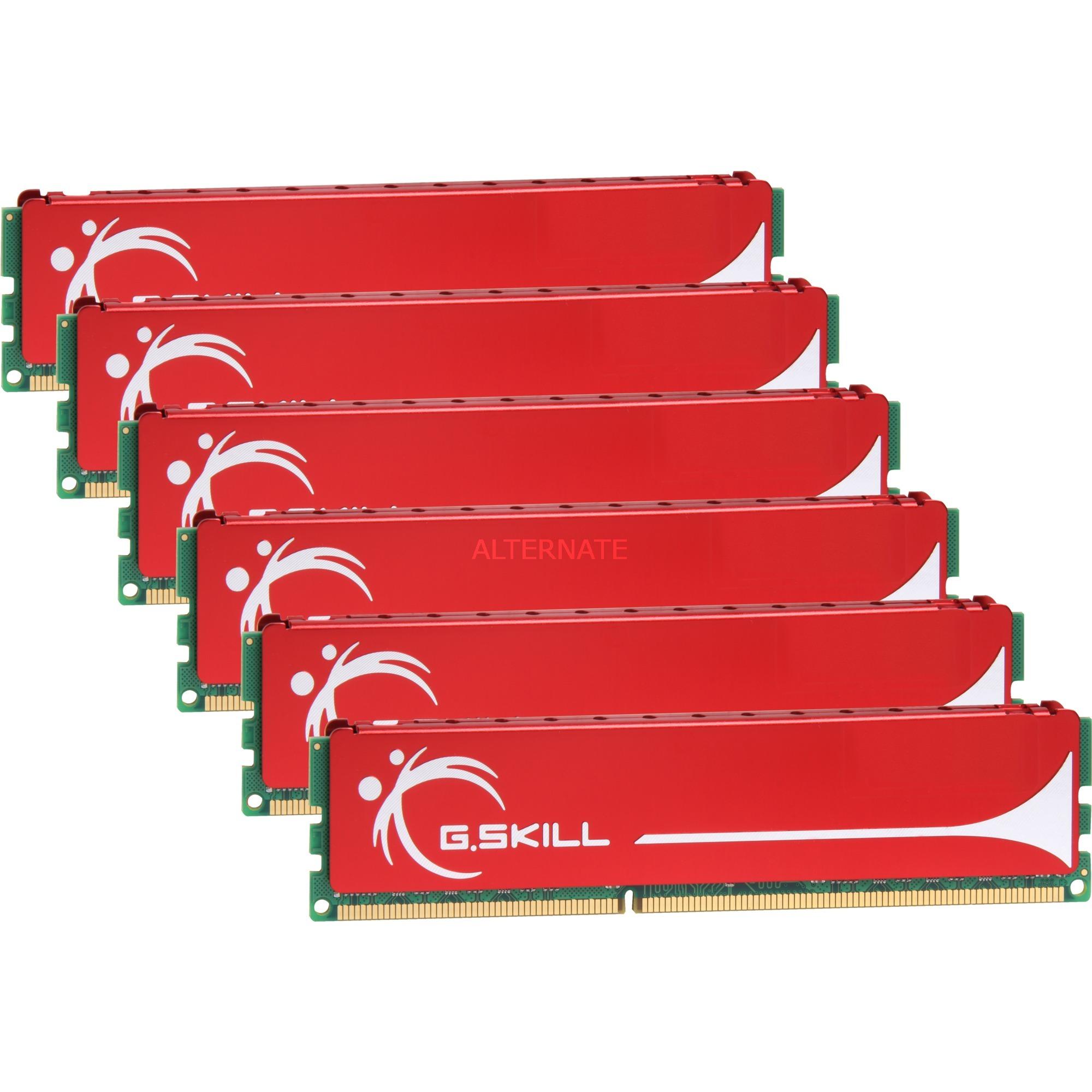12GB PC3-12800 12GB DDR3 1600MHz módulo de memoria, Memoria RAM