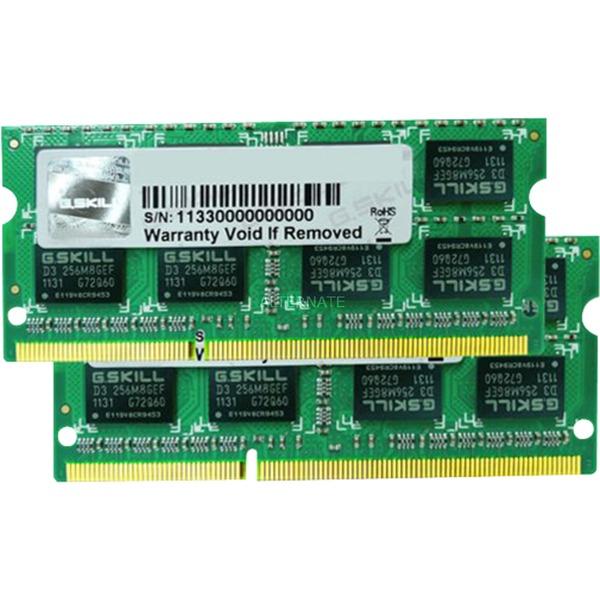 16GB DDR3-1600 16GB DDR3 1600MHz módulo de memoria, Memoria RAM