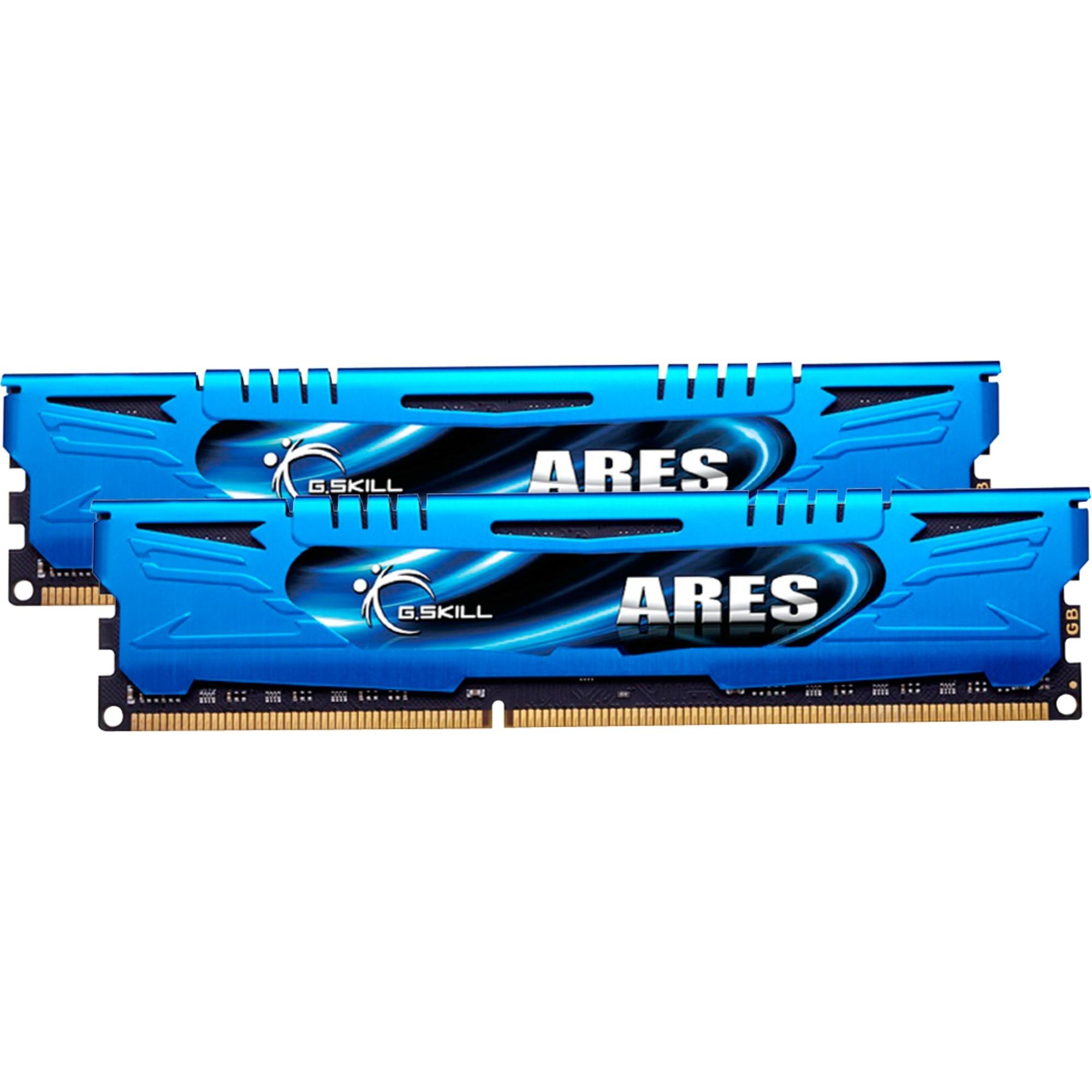 16GB DDR3-1866 módulo de memoria 1866 MHz, Memoria RAM