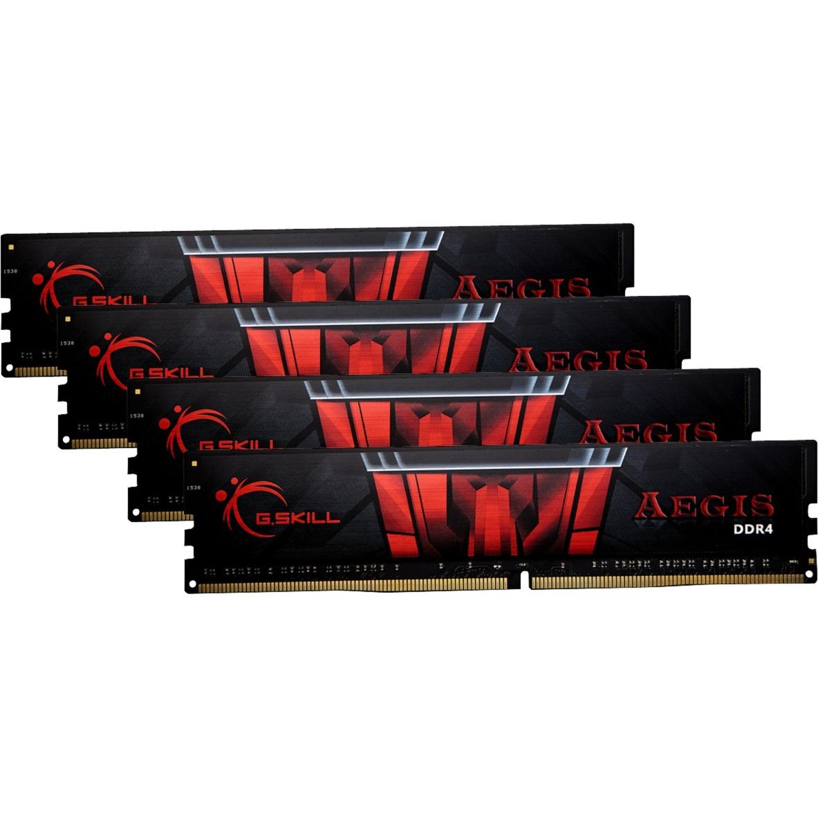 16GB DDR4-2133 16GB DDR4 2133MHz módulo de memoria, Memoria RAM