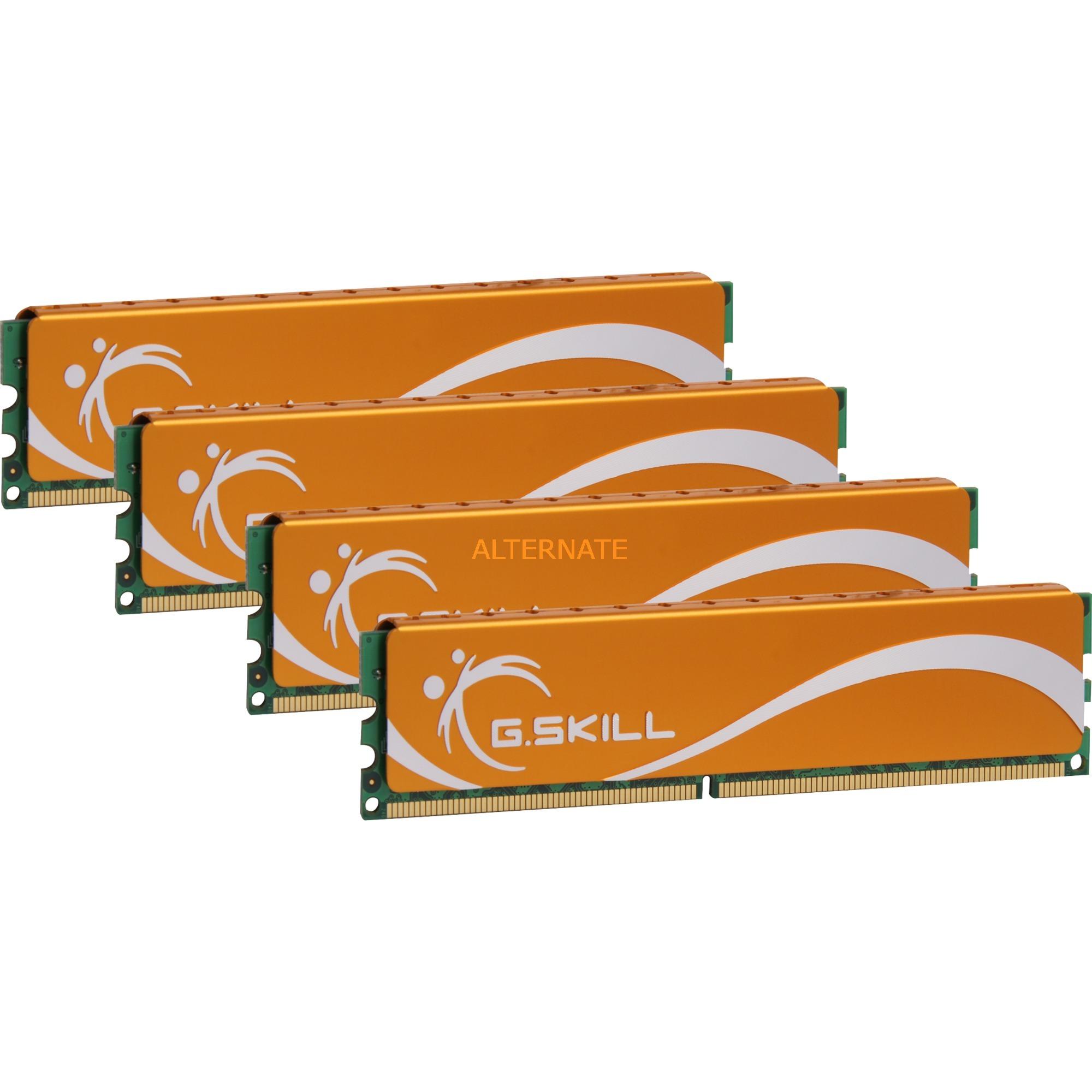 16GB (4x4096MB) DDR2 PC2 6400 CL6 16GB DDR2 800MHz módulo de memoria, Memoria RAM