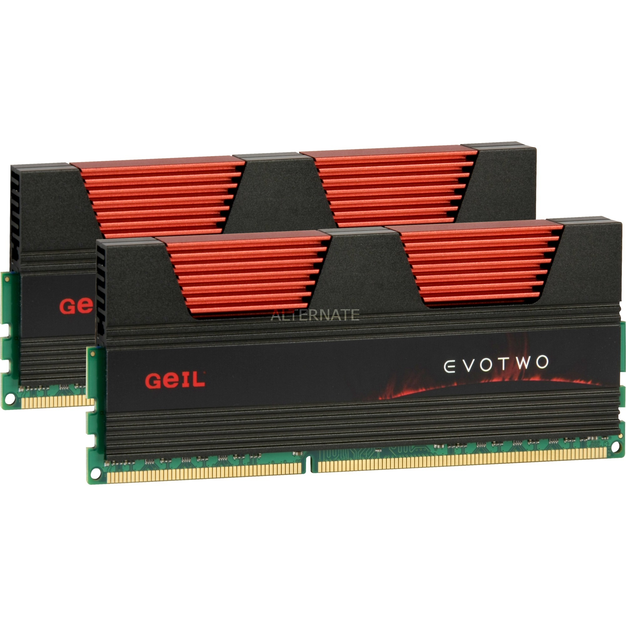 Evo Two 16GB DDR3 1600MHz módulo de memoria, Memoria RAM