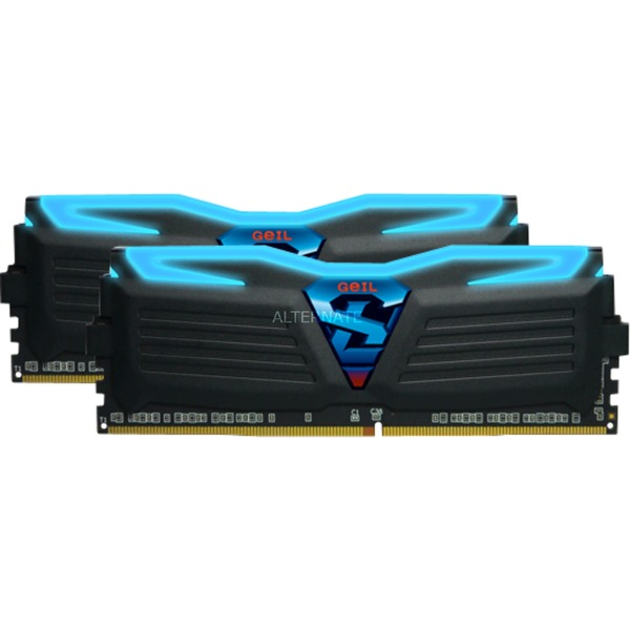 GLB416GB2400C16DC 16GB DDR4 2400MHz módulo de memoria, Memoria RAM